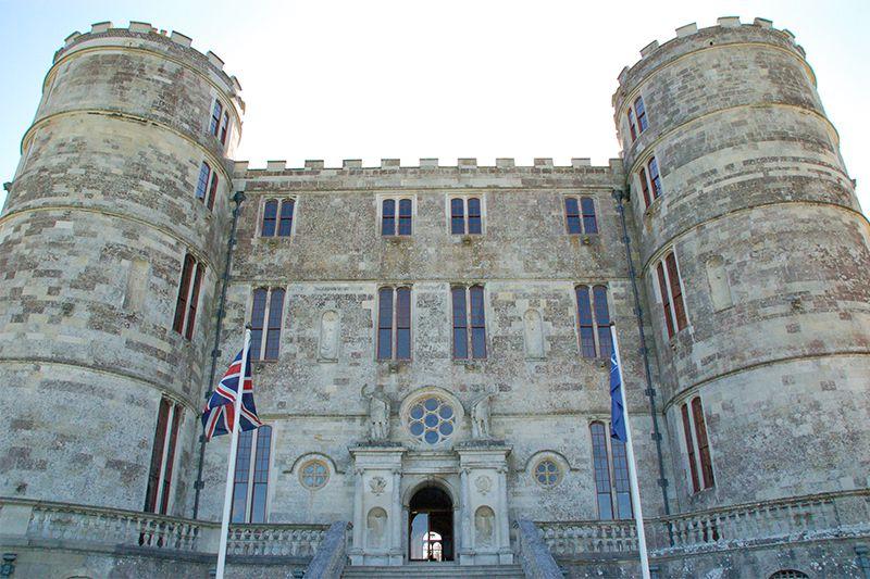 Lulworth-Castle