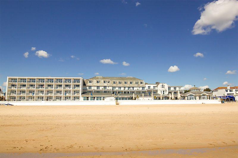Sandbanks-Hotel
