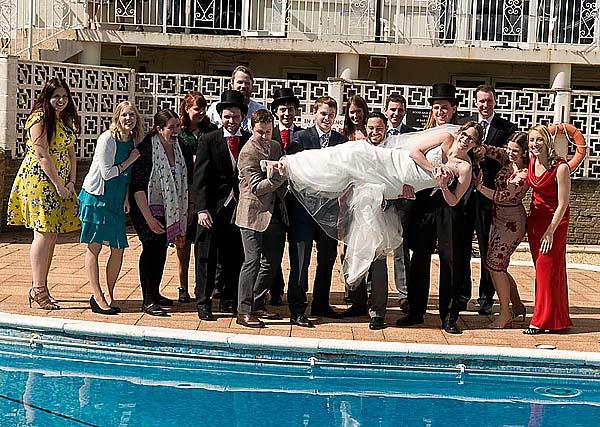 "alt=""Ocean view wedding photo"""
