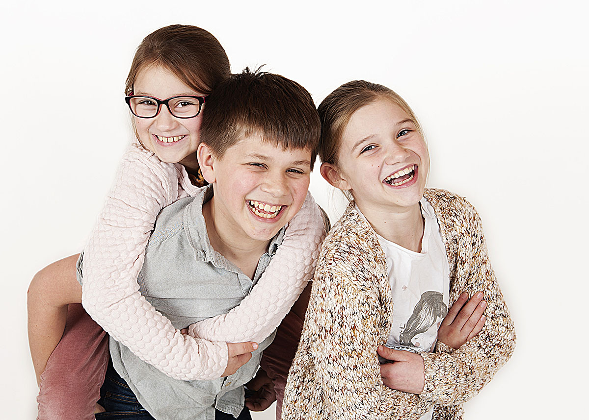 siblings studio portraits bournemouth