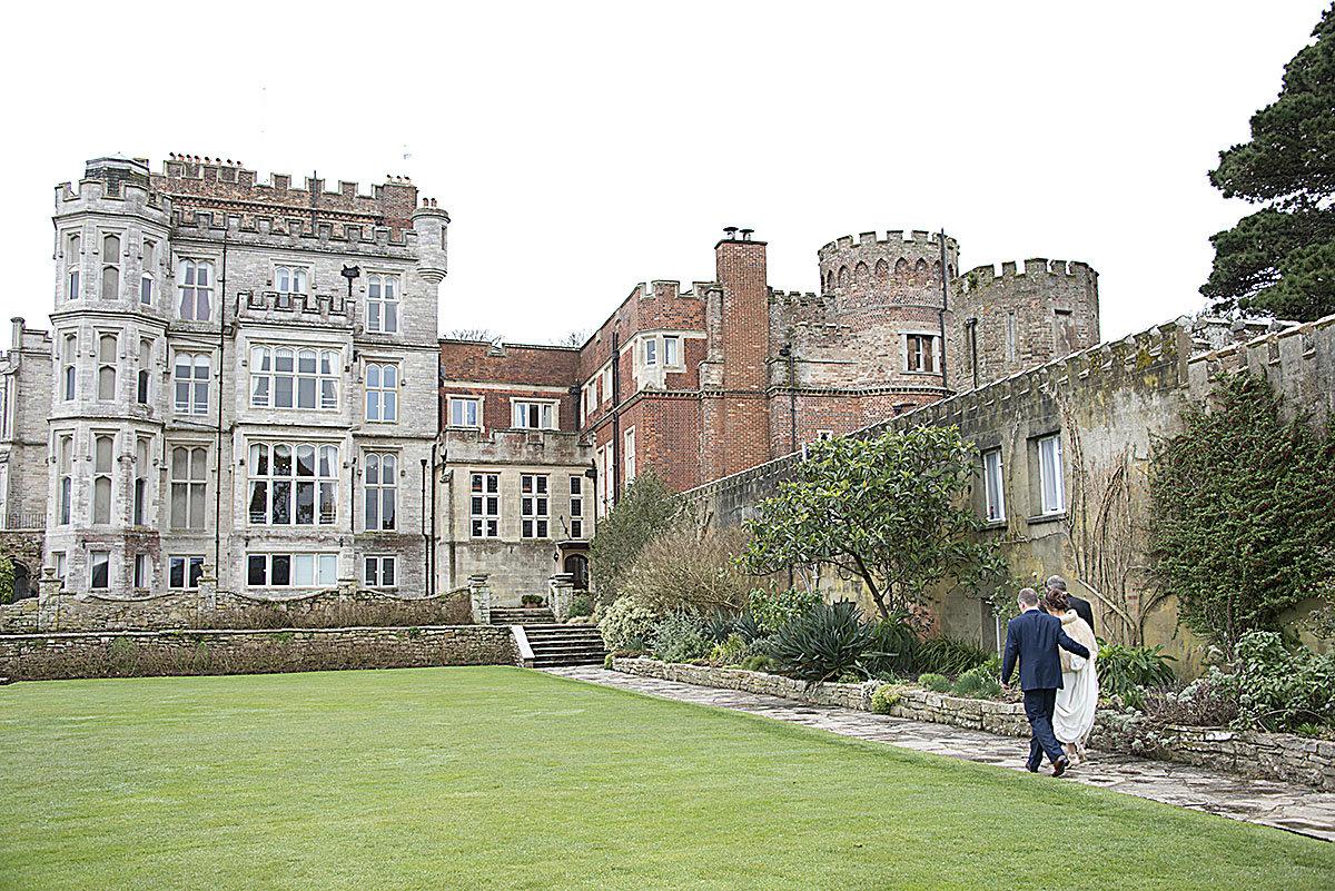 weddings at Brownsea Castle