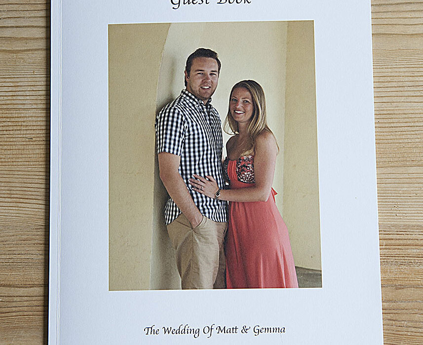 New book offer for wedding clients
