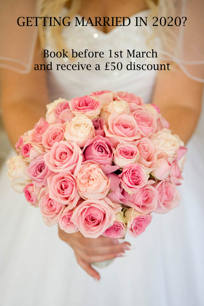 wedding photography offer bournemouth